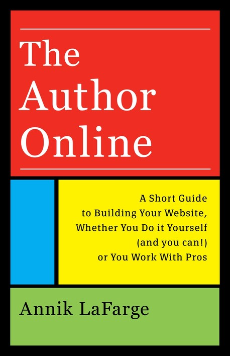 THE AUTHOR ONLINE 5.21cover